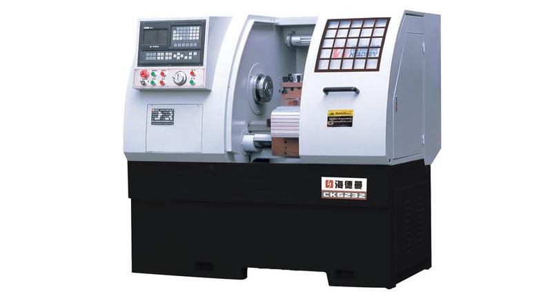 Torno CNC Headman CK6232I de excelente estabilidad