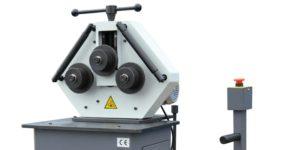 Roladora de Perfiles motorizada RBM-30HV para formar perfiles de metal