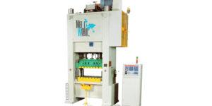 Prensa Ultra Rápida de Alta Precisión J75G de estructura realizada en acero