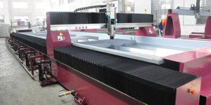 máquina de corte por chorro de agua CNC Water Jet