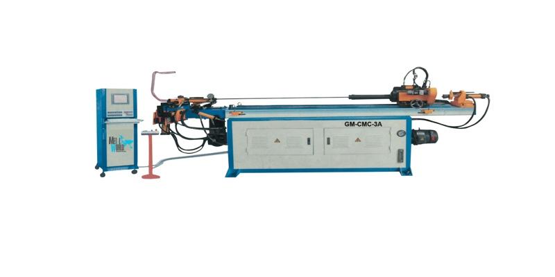 Dobladora de tubo electromecánicas e hidráulicas CNC