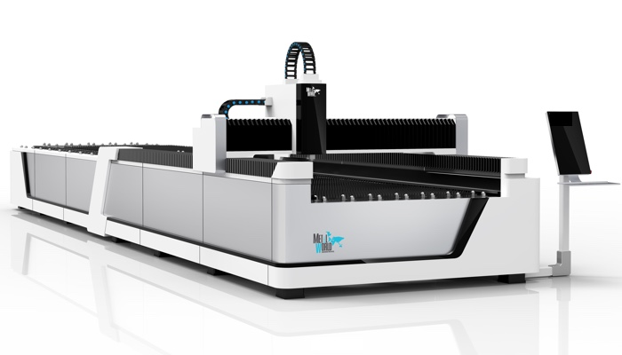 Máquina de Corte Láser de Fibra Óptica para Metal, alta precisión y velocidad