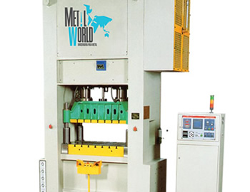 Lámina, placa, tubos y perfiles. prensas mecánicas